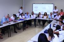 El director de Colciencias, César Ocampo, conoció las experiencias de los niños y jóvenes que construyen el futuro de la ciencia y la tecnología en el país
