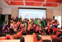 Comunidad Virtual Héroes Ondas y Programa de radio Buena Onda