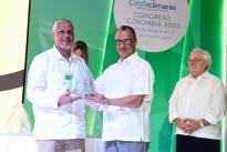 Congreso Anual de Confecámaras 'Colombia 2022