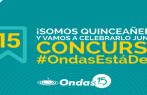 Concurso #OndasEstáDe15 dará un cupo al Encuentro Nacional Yo Amo La Ciencia 2016