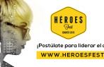 Héroes Fest: el festival de los líderes del cambio abre postulaciones