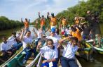 Aventura Bio, un concurso para niños y jóvenes de grupos Ondas. Foto/Lina Botero