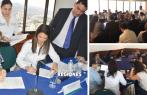 La Gobernación del Valle del Cauca y Colciencias firmaron el Plan y Acuerdo Departamental en Ciencia, Tecnología e Innovación para impulsar el desarrollo social y económico del departamento.