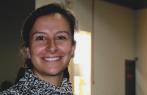 """Samantha Agudelo: """"Jóvenes Investigadores apoyó mi proyecto y me permitió hacer mi maestría"""""""