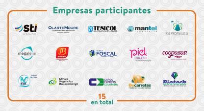 Logos empresas participantes