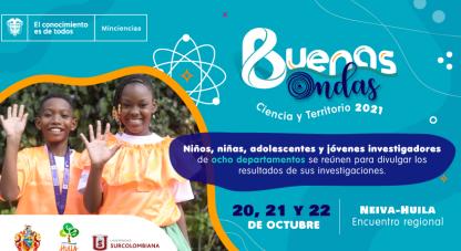 Se presentarán proyectos de 70 menores del Caquetá, Cundinamarca, Huila, Guaviare, Tolima, Tumaco, Sucre y Bogotá.