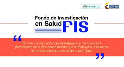 Fondo de Investigación en Salud (FIS)