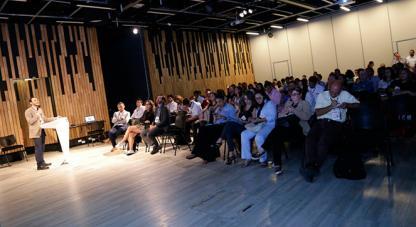 Colciencias realizó el primer Encuentro Nacional de Centros de Ciencia en Medellín