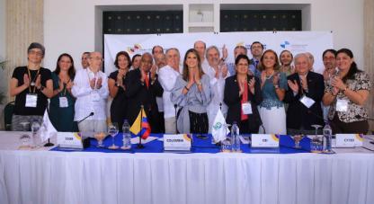 En Reunión se presentaron avances de proyectos de cooperación planteados en México 2014