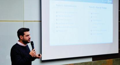 Colciencias realizó en Medellín un taller de capacitación acerca de Horizonte 2020