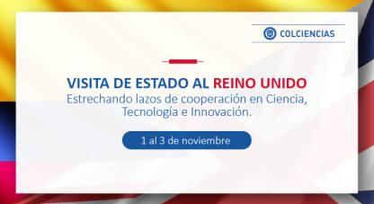 Esta es la primera Visita de Estado de un Presidente de la República de Colombia al Reino Unido.