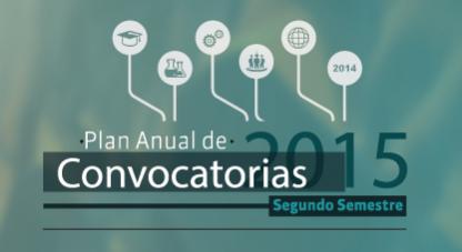Convocatorias 2015 Abiertas