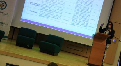 Uno de los objetivos de esta Política para el 2018 es la creación de una Red Nacional de Comités de Ética de la Investigación