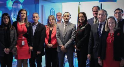 8 países reunidos en Colciencias para tratar temas de CTeI
