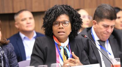 Este 16 de enero se realizó en Bogotá la mesa de trabajo preparatoria para nuevos miembros del OCAD del FCTeI