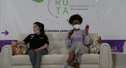 Durante los meses de octubre y noviembre, el despacho de la ministra de Ciencia, Tecnología e Innovación, Mabel Gisela Torres Torres, se desplazará a diversas regiones de Colombia.
