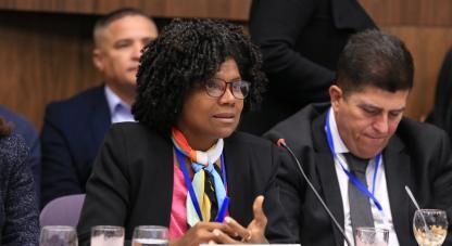 Ministra Mabel Torres