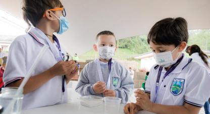Durante estos días están programadas varias actividades que tienen como objetivo continuar acercando la ciencia a los niños, niñas y adolescentes del país.