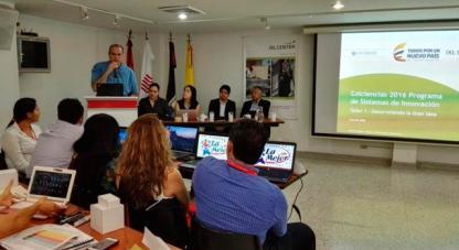 Compañías de varios sectores participan en los talleres de Pactos por la Innovación.