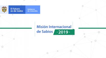 Misión de sabios 2019