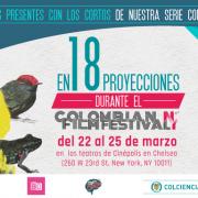 Colombia Bio presente en The Colombian Film Festival New York 2018