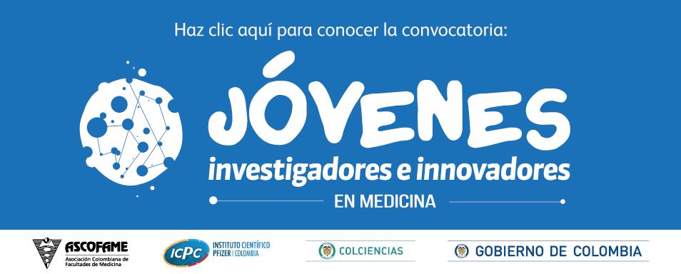 Jovenes investigadores e innovadores en medicina