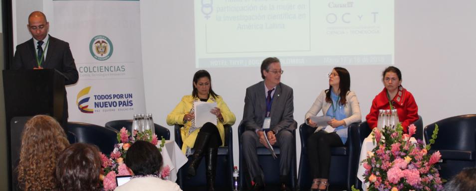 Fortaleciendo el rol de la mujer científica en América Latina