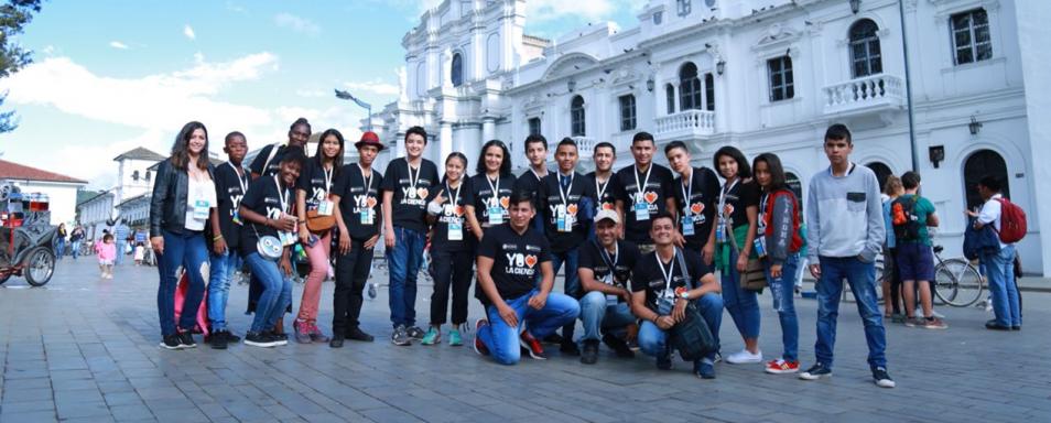 """Encuentro regional """"Yo amo la ciencia 2018"""" en Popayán"""