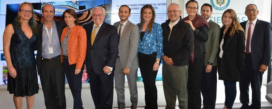 Se posesionan nuevos integrantes del Consejo Asesor de Ciencia, Tecnología e Innovación -CACTI.