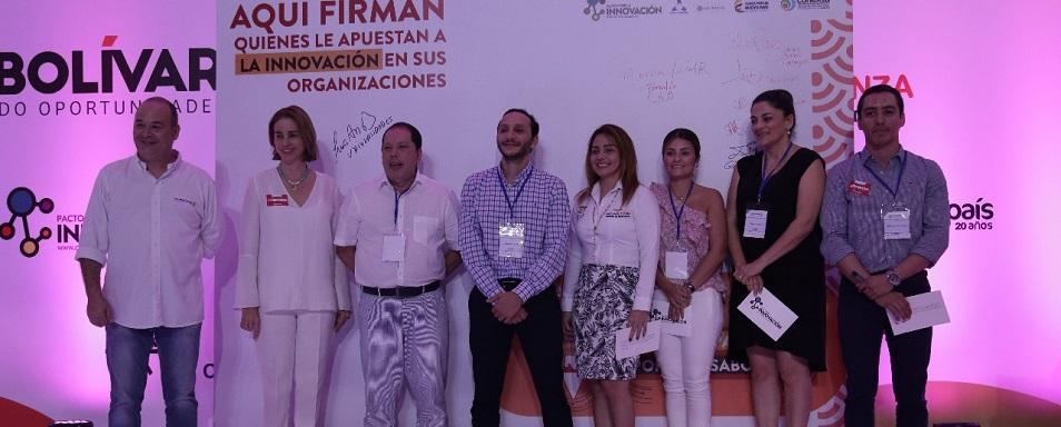 Pactos por la Innovación en Bolívar