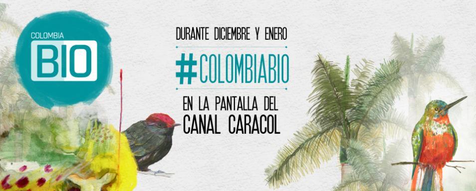 Serie documental Colombia Bio