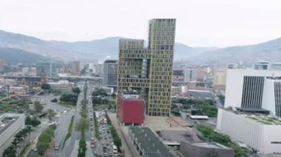 Captura de pantalla video Ruta Regional en Antioquia.