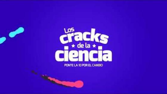 Yuberjén Martínez, Cracks de la ciencia.