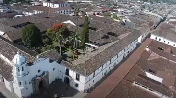 Capatura de pantalla Video Regional Cauca.